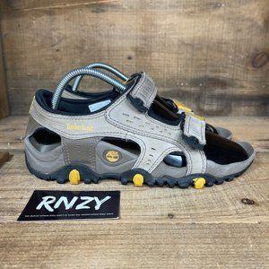 Timberland Granite Tan Strap Leather Hiking Sandal